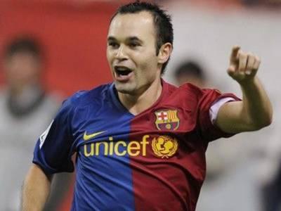 ہسپانوی ٹیم کو پہلی مرتبہ فٹبال کا عالمی چیمپئن بنوانے والےسٹرائیکر اینڈریس انیسٹا نے انکشاف کیا ہے کہفائنل میچ کا فیصلہ کن گول کرتےوقت وہ آف سائیڈ تھے