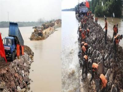 چین کے جنوبی علاقوں میں بارشوں اور سیلاب سے تباہی کا سلسلہ جاری ہے ، ہلاکتوں کی تعداد ساڑھے سات سو کے قریب پہنچ گئی