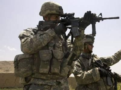 جنوبیافغانستان میں بم دھماکےسے چارامریکی فوجی ہلاک ہوگئے۔