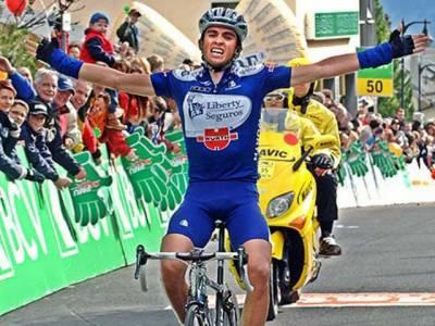 ٹور ڈی فرانس سائیکل ریس کے فاتح سپین کے البرٹو کونٹا ڈور کا وطن واپس پر شاندار استقبال کیا گیا، ہسپانوی وزیراعظم نےان کے اعزازمیں استقبالیہ بھی دے ڈالا۔