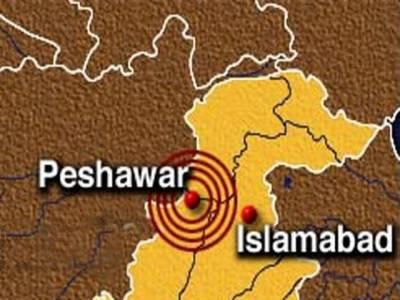 پشاور میں دہشت گردی کے ممکنہ خطرے کے پیش نظر پورےشہر کو حساس قرار دے دیا گیا ہے۔