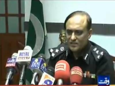 شیخوپورہ پولیس کے ہاتھوں شہری کی ہلاکت کے بعد ڈی آئی جی شیخوپورہ رینج رائے الطاف نے فاروق آباد کا دورہ کیا اورشہری کی ہلاکت سے متعلقتففصیلات معلوم کیں ۔