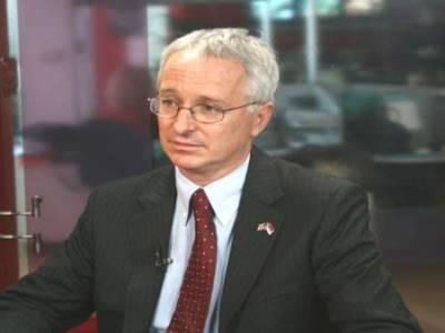 امریکی سفیر کیمرون منٹر نے کہا کہ امید ہے کہ آر جی ایس ٹی پارلیمنٹ سے پاس ہوجائے گا، حکومت اسے بہتر طور پر نافذ کرے۔