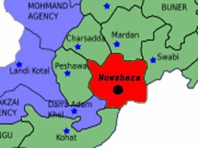 نوشہرہ میں واقع متاثرین سیلاب کی خیمہ بستی میں آتشزدگی کے باعث چار افراد جھلس کر ہلاک اور دو ذخمی ہو گئے ہیں۔