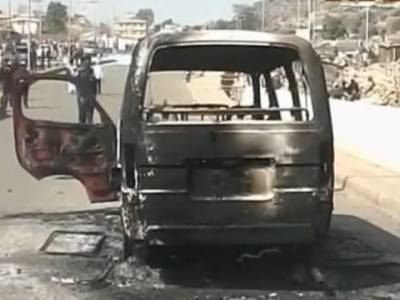 نائجیریا میں بم دھماکوں اوردوگرجا گھروں پرحملوں میں اڑتیس افراد ہلاک ہوگئے ہیں۔