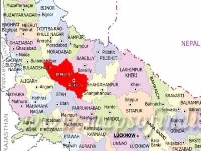 بھارتی ریاست اُتر پردیش میں ایک بس اور ٹرک کے درمیان تصادم کے نتیجے میں پینتیس افراد ہلاک ہوگئے۔