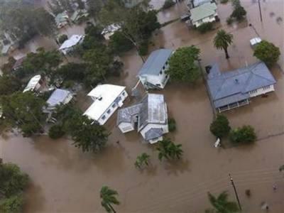ٓاسٹریلیا کے شہر برسبن میں بڑے سیلابی ریلے کی وارننگ کے بعد شہر سے بڑے پیمانے پرنقل مکانی جاری ہے