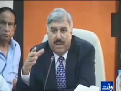 وفاقی وزیر ٹیکسٹائل رانا فاروق سعید خان نے کہا ہے کہ ٹیسٹائل پالیسی کے اطلاق کے بعد گزشتہ سال کے مقابلے میں رواں ٹیکسٹائل کی برمدآت میں بائیس اعشاریہ سینتیس فیصد اضافہ ہوا ہے۔