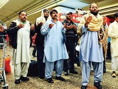 لیبیا میں پھنسے مزید چھتیس پاکستانی غیرملکی ائیرلائنزکے ذریعے وطن واپس پہنچ گئے