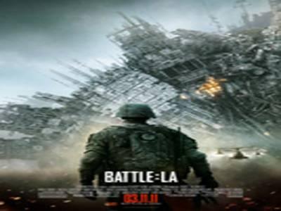 ہالی وڈ کی فلم بیٹل لاس اینجلس نے ریلیز کے تین دنوں میں ہی ساڑھے تین کروڑ سے زائد کا بزنس کیا ہے۔