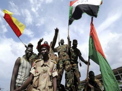 سوڈان کے جنوبی علاقے میں فوج اور باغی ملیشیا کے درمیان جھڑپوں میں بیس فوجی ہلاک ہوگئے۔