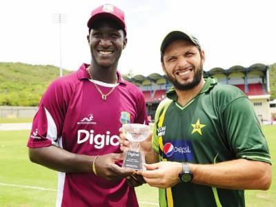پاکستانی کرکٹ ٹیم ویسٹ انڈیزکے خلاف اپنے دورے کا آغازآج ٹونٹی ٹونٹی میچ سے کرے گی۔