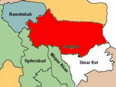 سانگھڑمیں جئے سندھ متحدہ محاذ کے تین مرکزی رہنمائوں کو قتل کرکے گاڑی کو آگ لگا دی گئی۔