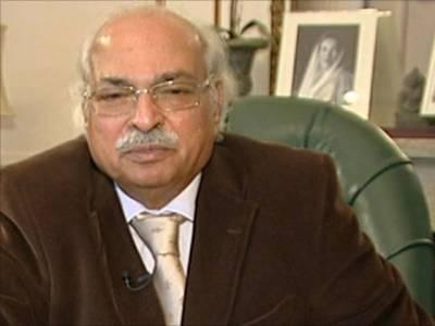 اسامہ بن لادن کی ہلاکت کیلئےکیا جانے والا آپریشن پاکستانی حکومت کے تعاون سے کیا گیا۔ واجد شمس الحسن