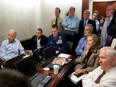 امریکی صدرباراک اوباما نےاسامہ بن لادن کو ہلاک کرنے کی کارروائی خود براہ راست مانیٹر کی ۔