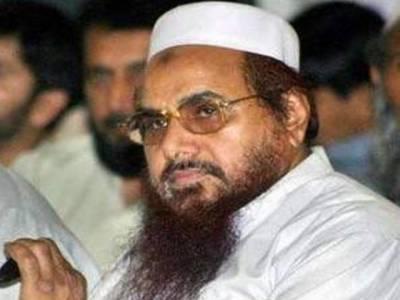 اسامہ بن لادن کو بلاجواز شہید کیا گیا،ٹارگٹ حاصل کرنے کے بعد امریکہ کے افغانستان میں رکنے کا کوئی جواز نہیں۔ حافظ محمد سعید