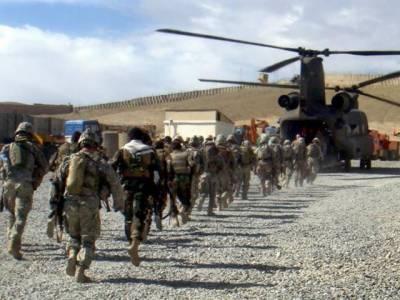 نیٹو کی جانب سے افغانستان سے فوجی انخلا کے امریکی منصوبے کا خیرمقدم ۔