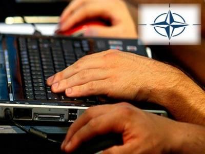 نامعلوم ہیکرز نے نیٹو کی ایک معلوماتی ویب سائٹ کو ہیک کر لیا ہے۔