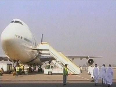 سعودی عرب کا حج پروازوں کی آمدو رفت میں تاخیر پر فضائی کمپنیوں کو جرمانہ کرنے کا فیصلہ ۔