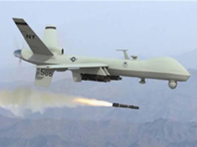 شمالی وزیرستان تحصیل میرعلی، امریکی جاسوس طیارے کا میزائل حملہ، تین افراد جاں بحق ۔