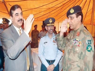 پاکستان کو داخلی و خارجی چیلنجزکا سامنا ہے۔ وزیراعظم، سوات میں حکومتی رٹ نہیں تھی ۔ آرمی چیف