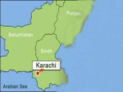 کراچی، کورنگی آئل ریفائنری کے قریب چھوٹا طیارہ گرکر تباہ ہوگیا، ریفائنری میں آگ بھڑک اُٹھی ۔