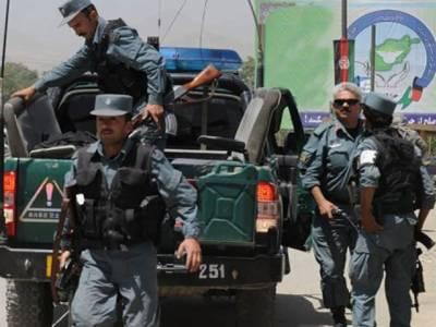افغان صوبے کندھار میں پولیس اسٹیشن پر مسلح افراد کا حملہ، ضلعی پولیس چیف سمیت چار پولیس اہلکار ہلاک تین زخمی