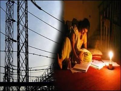 ملک بھر میں بجلی کا بحران بدستور جاری، شارٹ فال چارہزار تین سو پینسٹھ میگاواٹ، لوڈشیڈنگ کا دورانیہ بڑھنے سے عوام کو شدید مشکلات کا سامنا۔