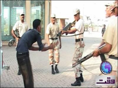 کراچی میں انسداد دہشت گردی کی عدالت نے سرفراز شاہ قتل کیس کی سماعت وکلاء کی ہڑتال کے باعث کل تک کے لیے ملتوی کردی