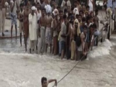 طوفانی بارشوں نےاندرون سندھ میں تباہی مچادی جس سے تئیس لاکھ افراد متاثر ہوئے ہیں،حکومت نے بدین کے بعد ٹنڈومحمد خان سمیت مزید چھ اضلاع کوآفت زدہ قراردیدیا