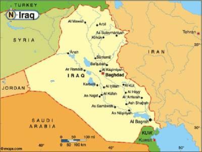 عراق میں خودکش حملوں ، کاربم دھماکوں اور پرتشدد واقعات میں میں ساٹھ افراد جاں بحق جبکہ سو سے زائد زخمی ہوگئے