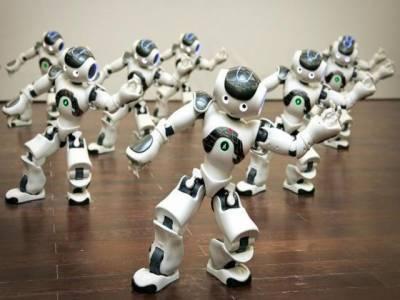 چین میں روبوٹ سےمختلف افعال سر انجام دینے کے مقابلے ہوئے جس میں روبوٹ نےڈانس ،باکسنگ اور انسانوں سے باتیں کرنے کا مظاہرہ کیا۔