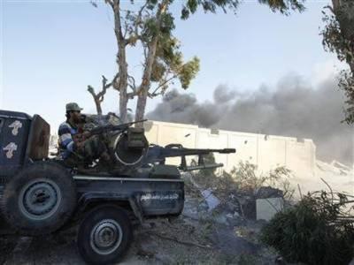 لیبیا میں باغیوں نے شدید لڑائی کے بعد دارالحکومت طرابلس میں کرنل قذافی کےکمپاؤنڈ پر قبضہ کرلیا ہے