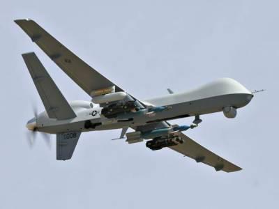 پاک افغان سرحد پر ایف سی کے کیمپ کے قریب امریکی جاسوس طیارہ فنی خرابی کے باعث گر کر تباہ ہو گیا