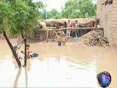 سندھ اور بلوچستان کے مختلف علاقوں میں طوفانی بارش نے تباہی مچادی، چھتیں گرنے اور دیگر واقعات میں بچوں سمیت پندرہ افراد جاں بحق۔