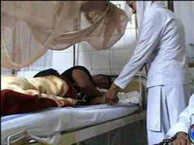 لاہورمیں ڈینگی فیورمیں مبتلا مزید دو خواتین چل بسیں صوبے بھرمیں جاں بحق ہونے والوں کی تعداد ایک سو سترہ ہوگئی ۔