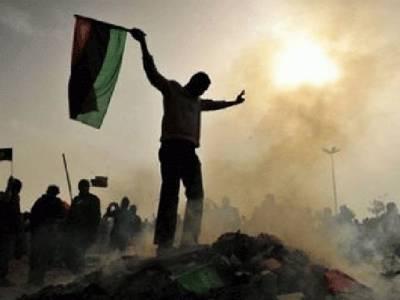 لیبیا کی عبوری کونسل نے دعویٰ کیا ہے کہ معزول صدر معمر قذافی کے بیٹے معتصم قذافی کو سرت سے گرفتارکرلیا گیا ہے۔