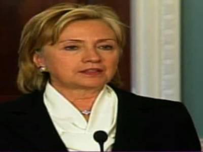 امریکی وزیرخارجہ ہیلری کلنٹن اپنی والدہ کی بیماری کے باعث ترکی میں ہونےوالی کانفرنس میں شریک نہیں ہوں گی