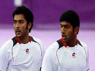پاکستانی ٹینس سٹاراعصام الحق اور روہن بھوپنا کی جوڑی ولینشیا اوپن ٹینس ٹورنامنٹ کےکوارٹرفائنل میں پہنچ گئی ۔