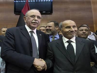 لیبیا کی عبوری کونسل نےعبدالرحیم الکیب کوملک کانیاوزیراعظم منتخب کرلیا ۔