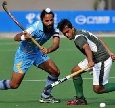 تین ملکی ہاکی سیریز میں پاکستان اور بھارت کا میچ ایک ، ایک گول سے برابررہا،بہترگول اوسط پر پاکستان نےفائنل کےلیےکوالیفائی کرلیا