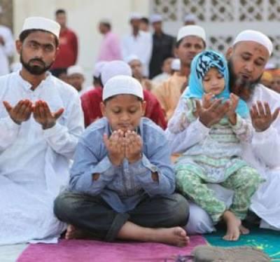 امریکہ ،یورپ ،سعودی عرب سمیت خلیجی ممالک میں آج عید الاضحیٰ منائی جارہی ہے۔