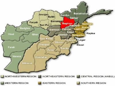 شمالی افغانستان کے صوبے بغلان میں مسجد کے قریب عید ملنے والے نمازیوں پر خود کش حملے کے نتیجے میں سات افرادجاں بحق اوربیس زخمی ہو گئے