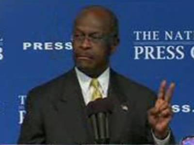 امریکہ میں اپوزیشن جماعت ریپبلکن کے صدارتی امیدوارہرمین کین کو جنسی طور پر حراساں کرنے کے الزام کا سامنا ۔