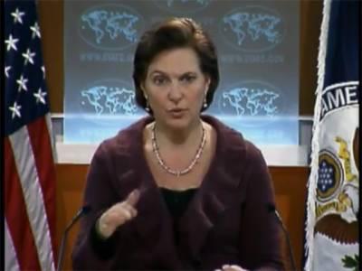 امریکی نے زوردیا ہے کہ پاکستانی ادارےمیمو کا معاملہ مذاکرات کے ذریعے حل کریں۔