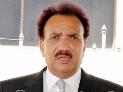 تحریک طالبان پاکستان ٹوٹ پھوٹ کا شکار ہوکر کمزور پڑچکی ہے۔ رحمان ملک