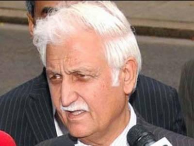 صدر شکاگو کانفرنس میں پاکستان کا مؤقف پیش کریں گے۔ صدارتی ترجمان فرحت اللہ بابر