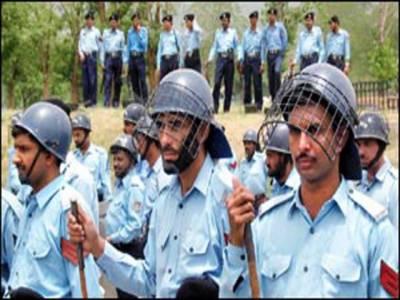 وفاقی بجٹ کے موقع پر اسلام آباد کی سکیورٹی ہائی الرٹ، سکیورٹی پلان کے تحت پارلیمنٹ سمیت حساس مقامات پر کمانڈوز تعینات ۔
