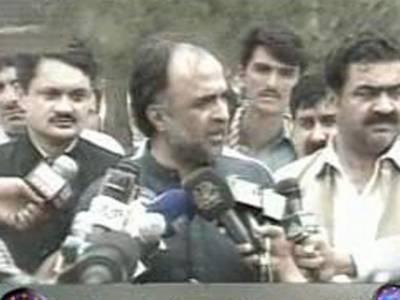 پنجاب میں ہنگاموں کا ذمہ داروزیراعلی شہبازشریف ہیں، شریف برداران صوبائیت کوہوا دے رہے ہیں۔ قمرزمان کائرہ