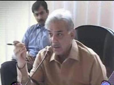 صدر زرداری کو پاکستان اورعوام سے کوئی لگاؤ نہیں۔ شہباز شریف